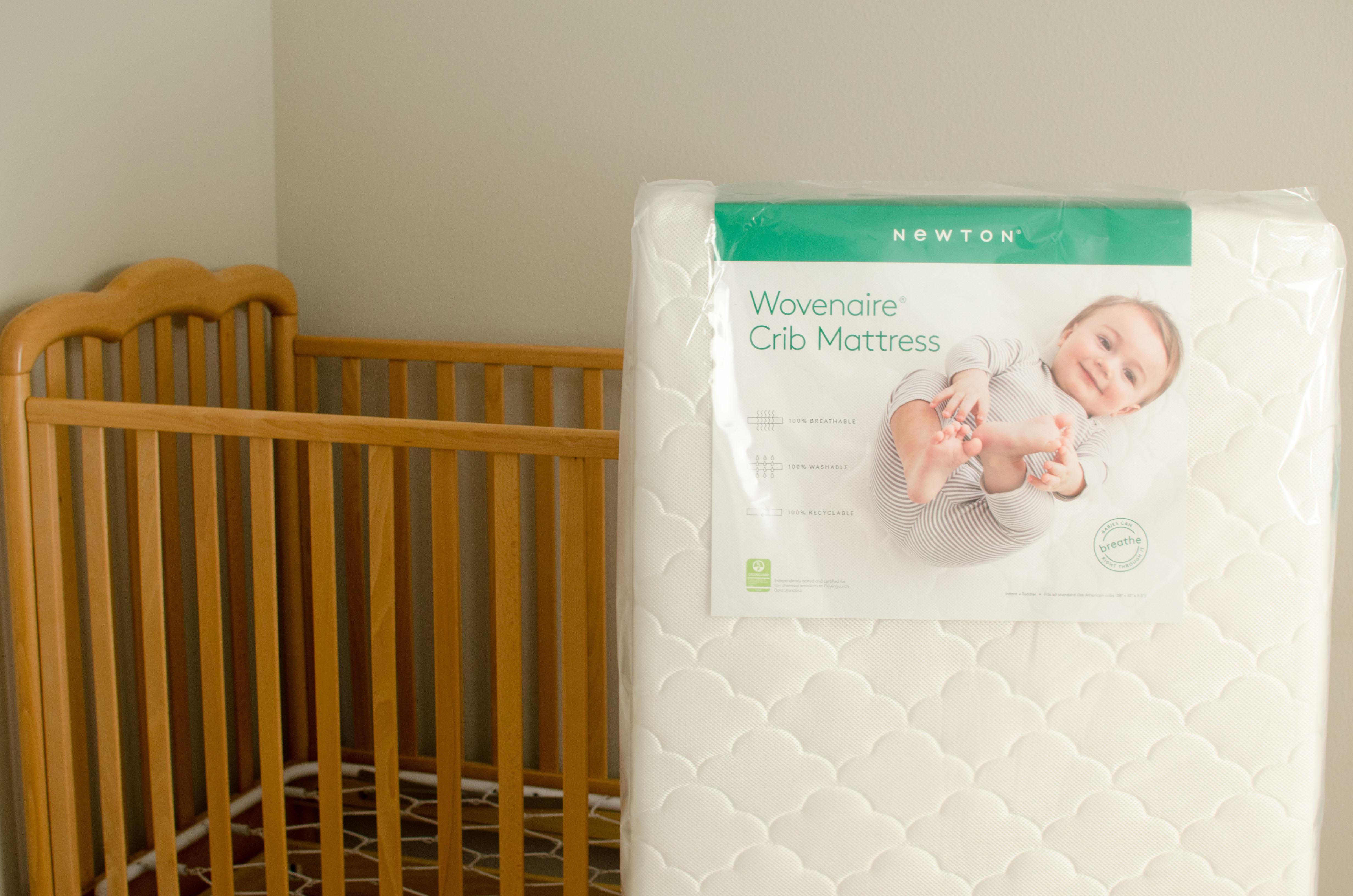 Newton Baby Wovenaire Crib Mattress
